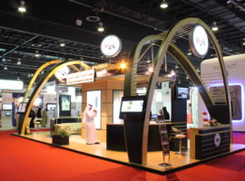 3b Exhibition Stands - Dubai Civil Stand