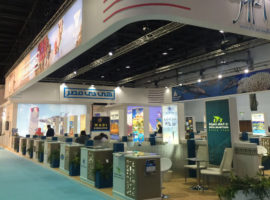 3b Exhibition Stands - Egypt Pavilion - ATM 2016