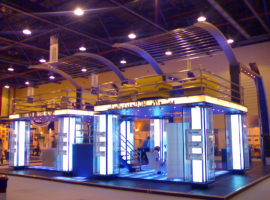 3b Exhibition Stands - Emirates Iron & Steel Economy