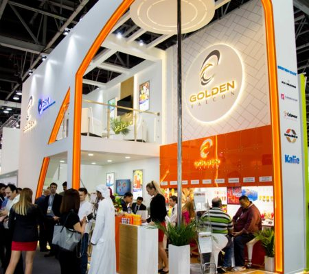 Golden Falcon Gulfood Manufacturing 2017