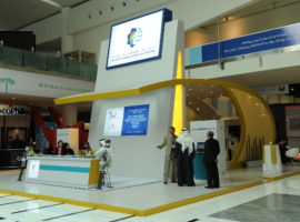 3b Exhibition Stands - Abu Dhabi Chamber of Commerce Industry
