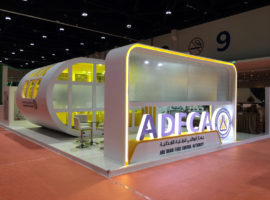 3b Exhibition Stands - ADECA - SIAL 2015