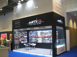 3b Exhibition Stands - DMG International