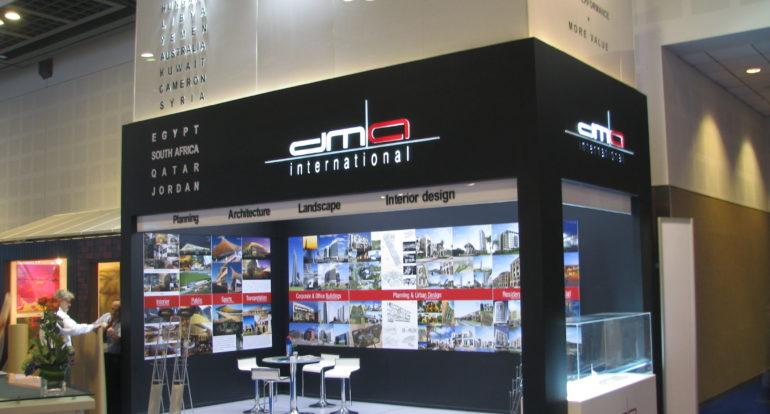 3b Exhibition Stands - DMG International