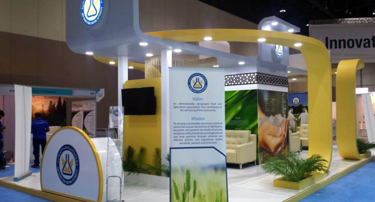 3b Exhibition Stands - ADFCA