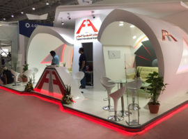 3b Exhibition Stands - Fujairah International Airport - Airshow 2016