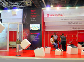 3b Exhibition Stands - DIGISOL- Gitex 2011