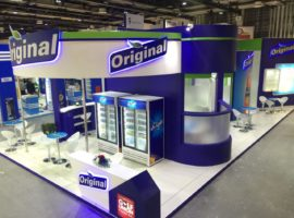 3b Exhibition Stands - Original - Gulfood 2016