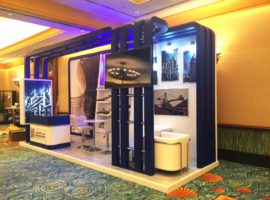 3b Exhibition Stands - Emirates Steel