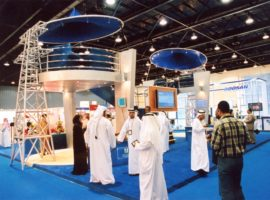 3b Exhibition Stands - ADWEA - ATM 2016