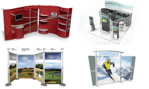3b Exhibition Stands - Rental Exhibition Stands