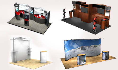 Custom Modular Exhibition Stands : Modular displays portable exhibition booths b exhibition stands