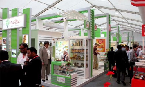 3b Exhibition Stands - Pavilion