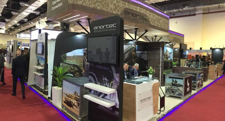 Egypt Defense Expo EDEX