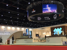 CITY EDGE – EGYPT PROPERTY SHOW 2019